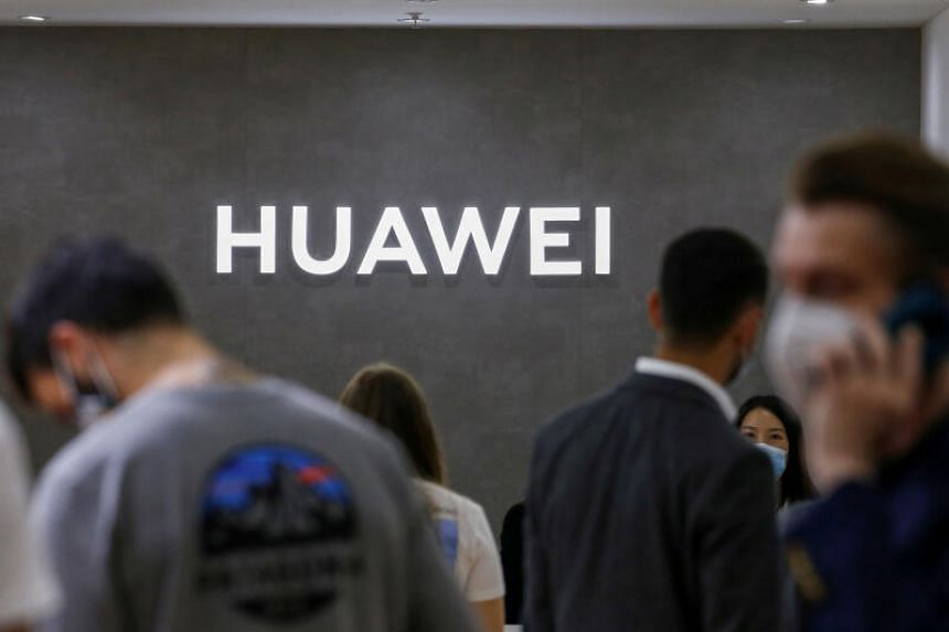 British MPs accuse Huawei of collusion