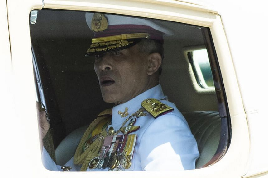 Thailand's King Maha Vajiralongkorn spends much of his time in Bavaria, where his 15-year-old son is at school.