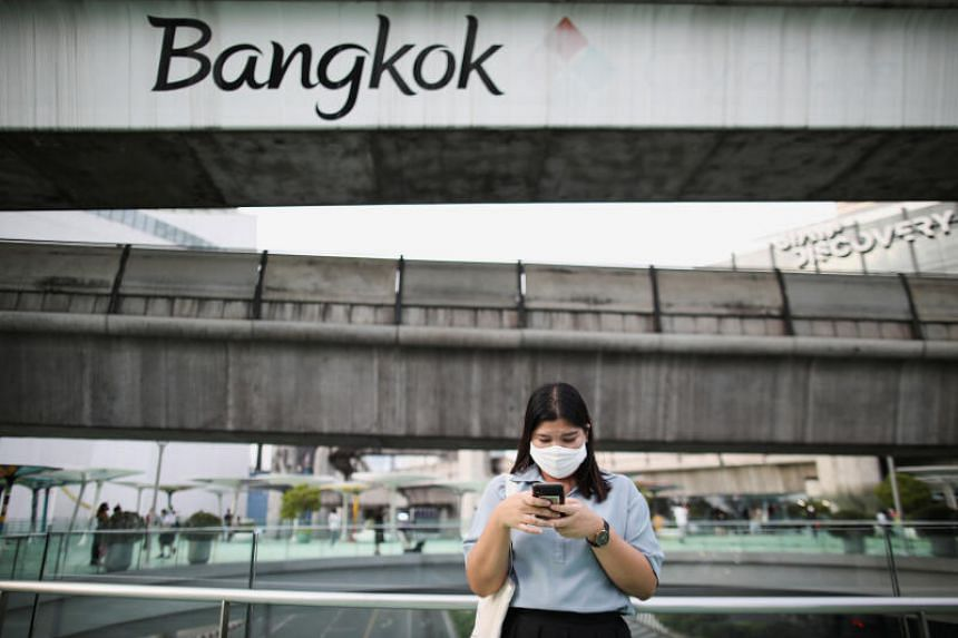 Social commerce is widely popular in Thailand.