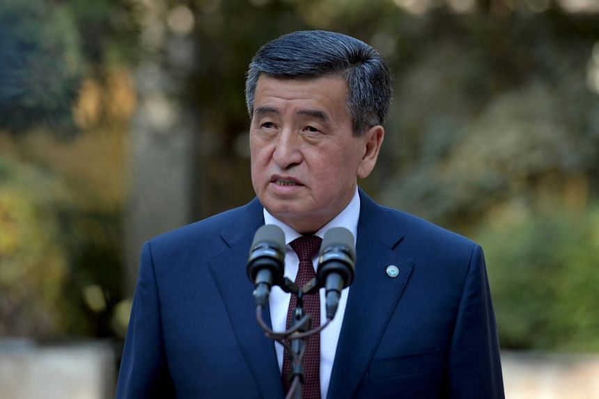 Kyrgyzstan's President Sooronbai Jeenbekov has offered to resign following the unrest in the country.