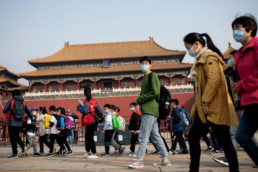 China might be the only major economy to see positive growth this year.