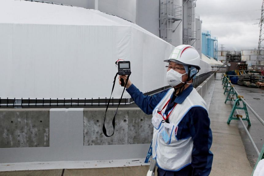 Tokyo Electric has collected more than a million tonnes of contaminated water since the 2011 earthquake and tsunami.