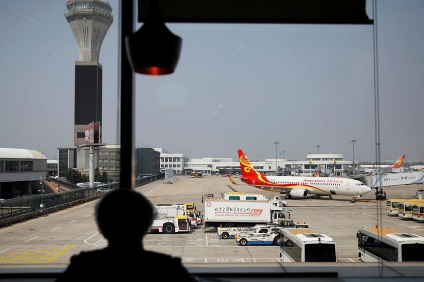 Some 13.2 million trips were taken on flights during the recently-concluded National Day holidays.