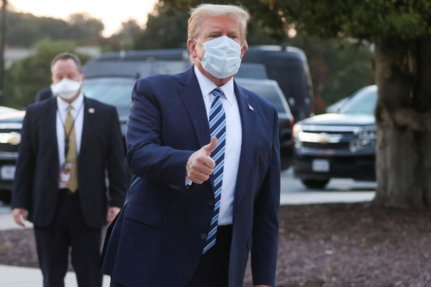 Blood samples from three patients in Singapore were used as the research starting point to develop the antibodies used to treat US President Donald Trump.