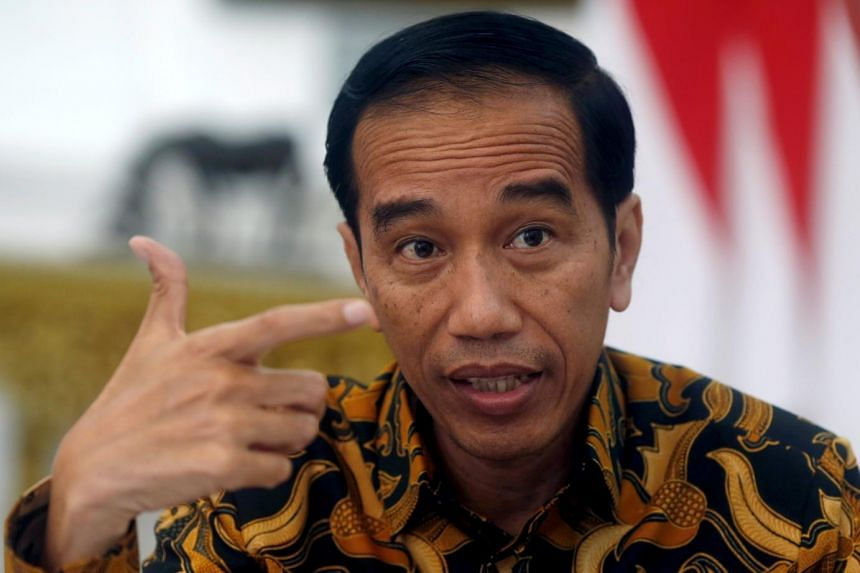 Indonesian President Joko Widodo said the country needs the jobs creation law to provide employment for its young population and those unemployed due to the economic crisis.