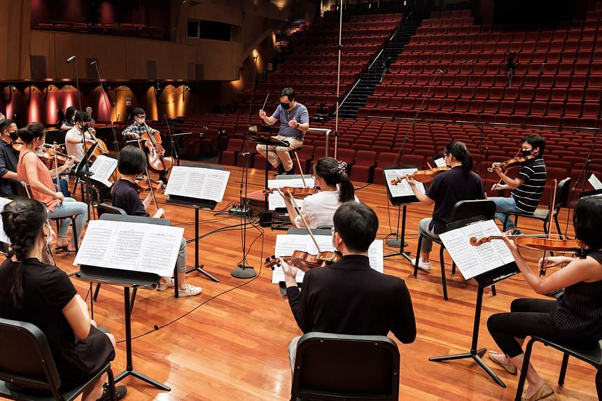 Orchestra of the Music Makers (OMM).