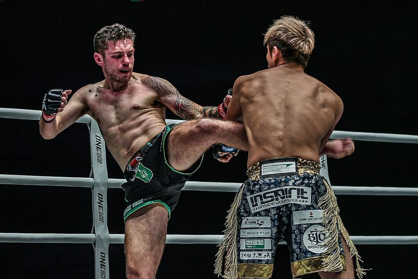 For the biggest bout of his career, Australian fighter Josh Tonna will have no fans to cheer - or jeer - him. At tonight's One Championship Reign of Dynasties event, he will challenge for Sam-A Gaiyanghadao's strawweight Muay Thai title behind closed