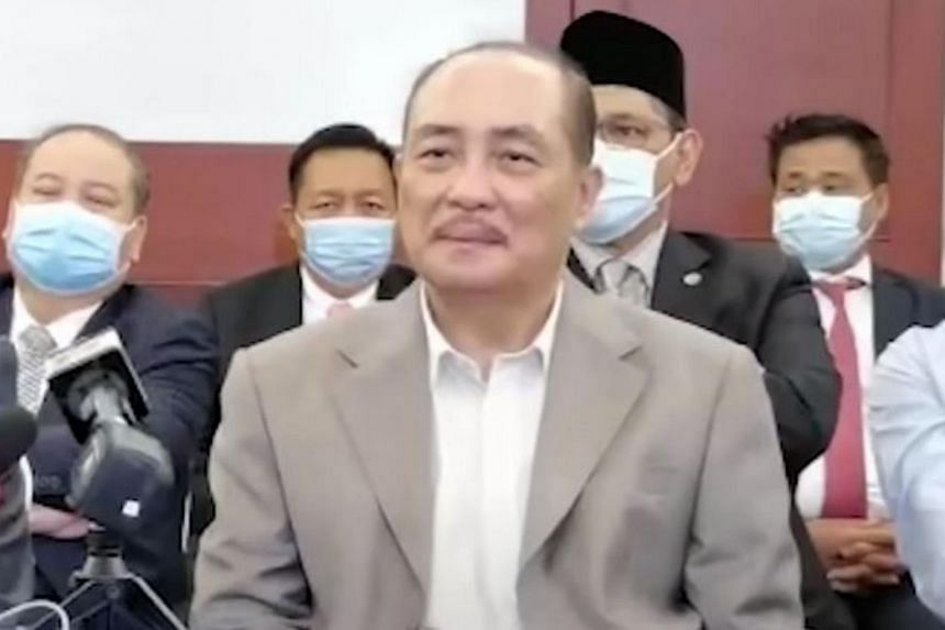 Sabah Chief Minister Hajiji Noor is the second highest official in Malaysia to have tested positive for Covid-19.