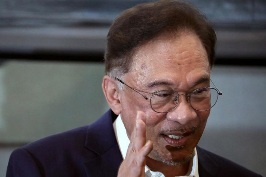 The police reports were lodged days before Mr Anwar was reportedly scheduled to seek an audience with the Yang di-Pertuan Agong on Oct 13, 2020.