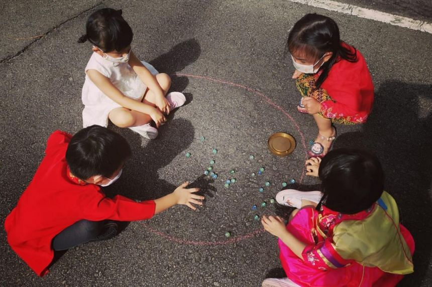 A fund will be set up early next year to help more centres introduce outdoor learning programmes, building on the agency's efforts that began in 2019.