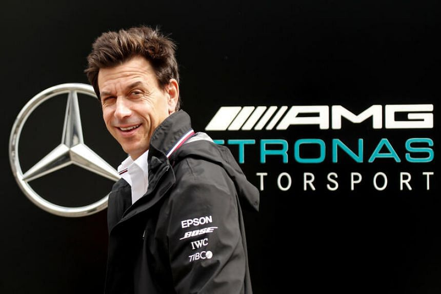 Toto Wolff has declined to confirm he will remain as team boss at Mercedes next year.