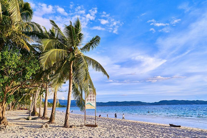 Boracay's picture-perfect beaches are still there, but a sense of profound loss has since enveloped the island.