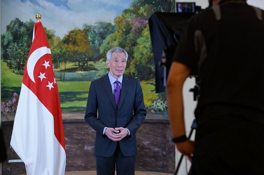 In his speech, PM Lee said that ensuring access to quality mental healthcare for every Singaporean is a major priority.