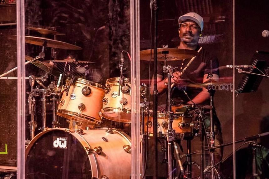Drummer-percussionist Vicknes Vinayak Veerappan, whose career credits include musical Forbidden City: Portrait Of An Empress, pursued a bachelor's degree in music at Lasalle in 2018 to widen his options.