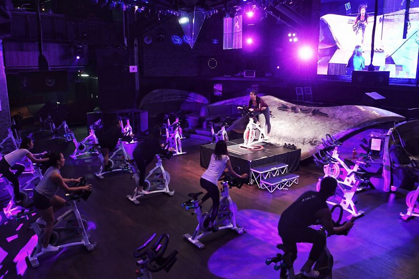 Zouk nightclub's tie-up with Absolute Cycle allows the club to better utilise its space while helping the spin studio cater to excess demand.