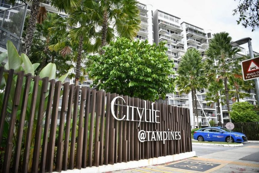 In the case of CityLife@ Tampines condominium, the question was whether the awnings should be allowed to remain.
