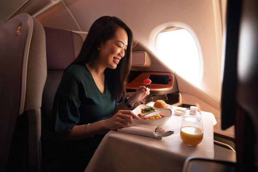 Singapore Airlines Has Turned an A380 Plane Into a Pop Up Restaurant
