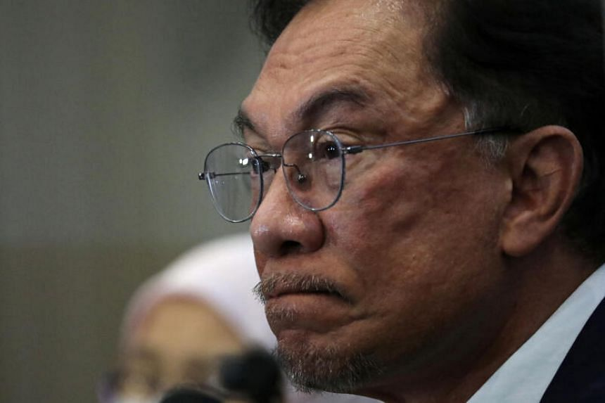 Malaysia is abuzz with questions whether Mr Anwar, 73, has the support of enough lawmakers to topple the seven-month-old Perikatan Nasional government.