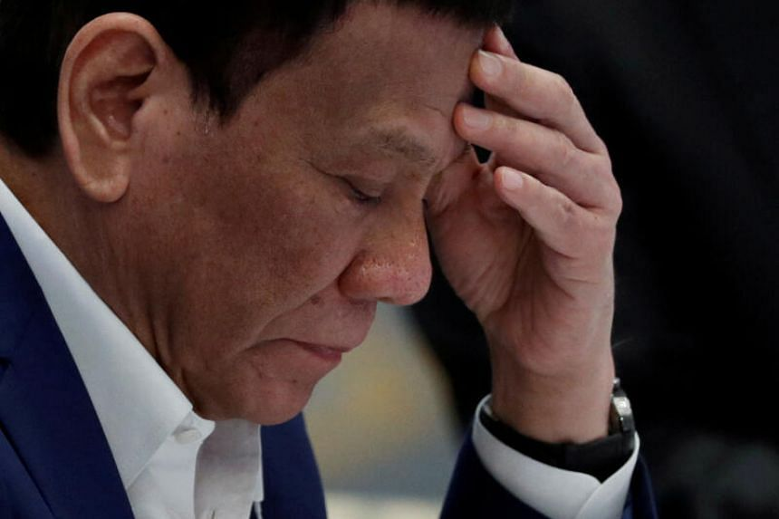 Key allies of President Rodrigo Duterte duelled for control of the chamber stalling approval of the national budget, including funding to recover from the Covid-19 pandemic.