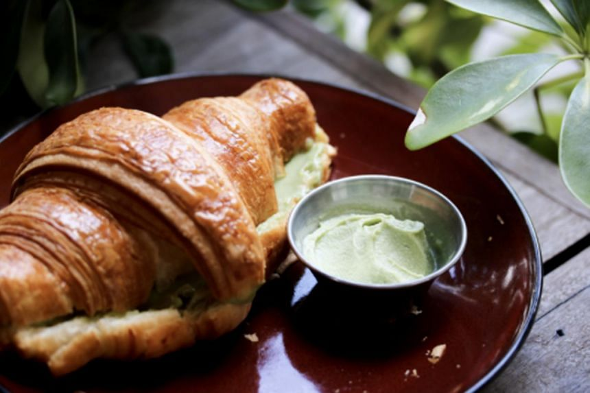 Tiong Bahru Bakery is presenting a French twist on a local breakfast, a kaya croissant, which will be available for a limited period of time.