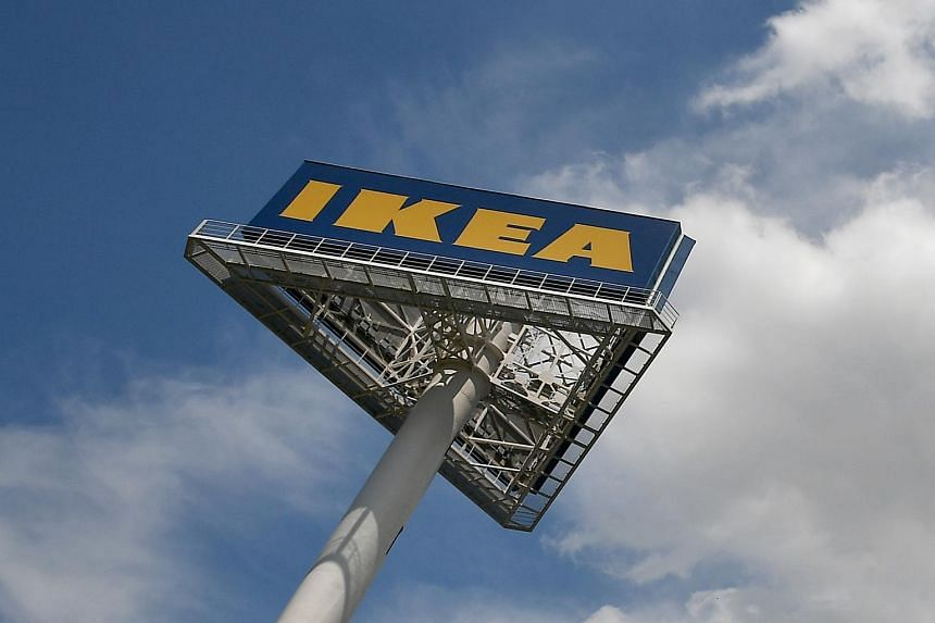 "Ikea said its ""Buy Back"" initiative was part of its aim to become a climate positive business by 2030."