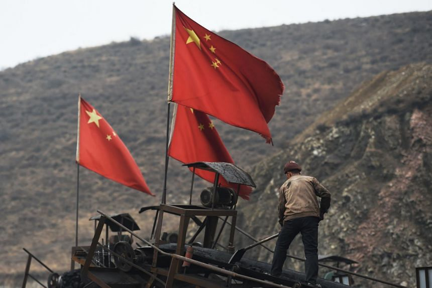 China is said to have placed restrictions on the import of Australian coal.