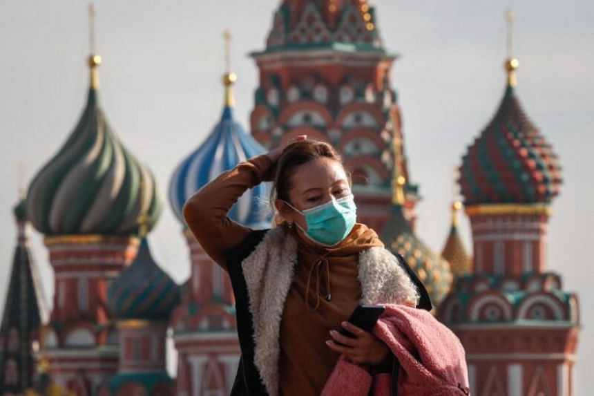 Moscow has opened two temporary hospitals and ordered businesses to have at least 30 per cent of staff working remotely.