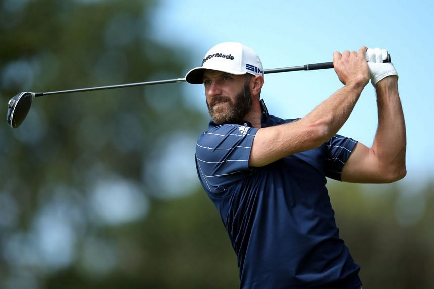 The diagnosis has forced Dustin Johnson to withdraw from this week's CJ Cup in Las Vegas.