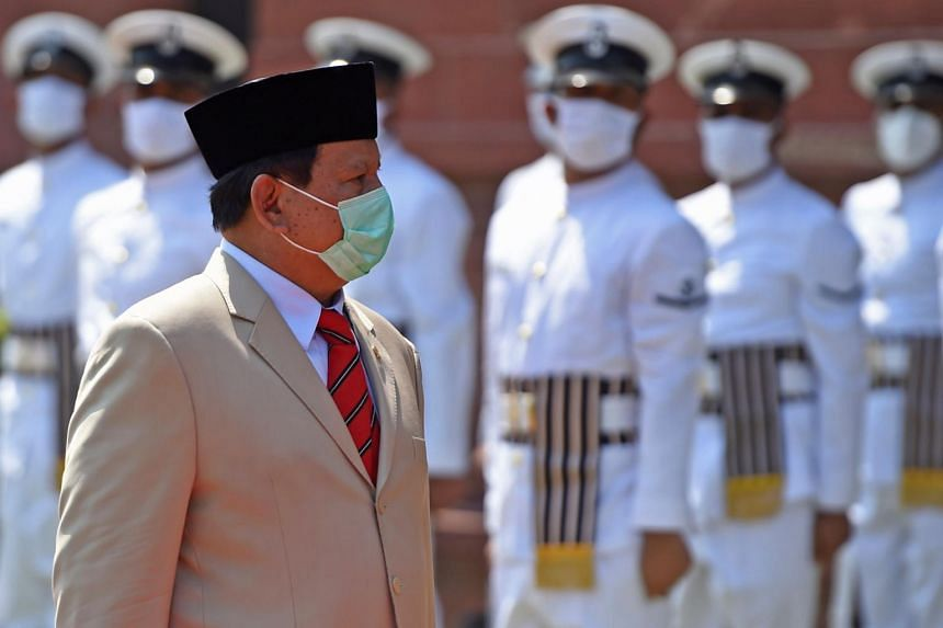 Indonesian Defence Minister Prabowo Subianto will also be visiting France, Germany and Turkey during his trip to Europe.