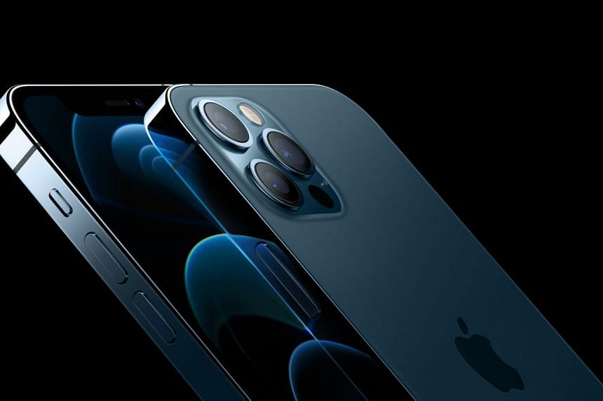 Apple iPhone 12 Pro and 12 Pro Max feature a rear triple-camera system with up to 5x optical zoom (for 12 Pro Max).