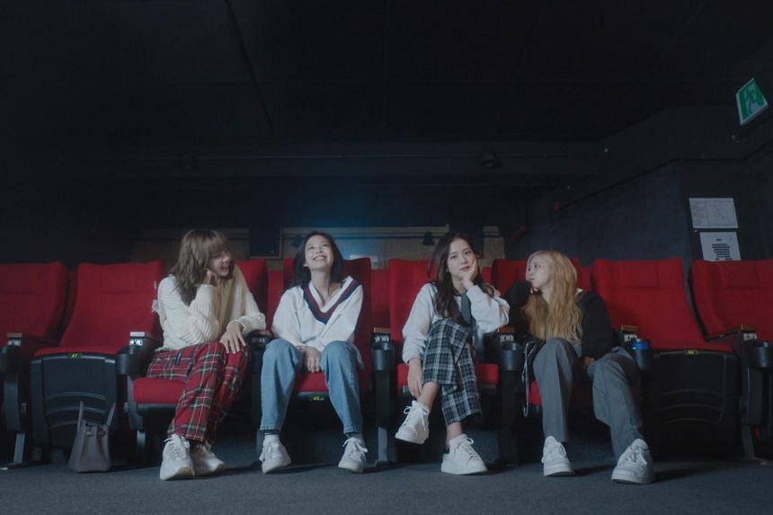 Blackpink: Light Up The Sky, which premieres on Netflix on Oct 14, is a way for the group to get closer to fans.
