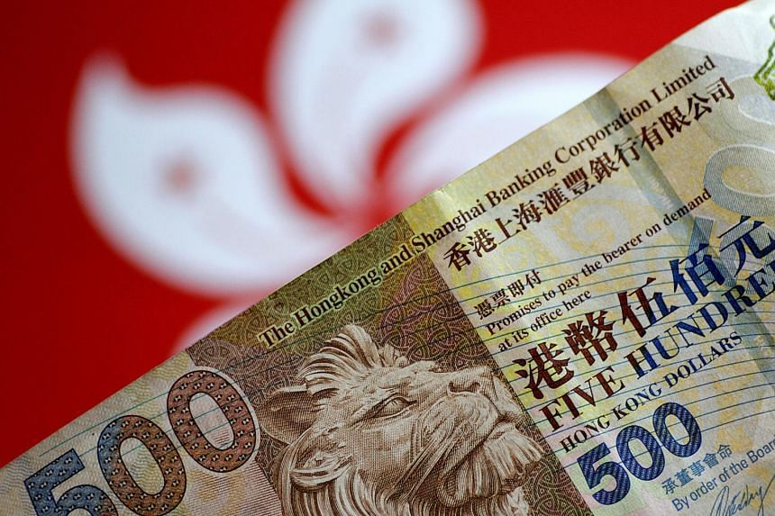 The Hong Kong Monetary Authority sold HK$10.9 billion on Oct 13 in interventions in Hong Kong and US trading hours.