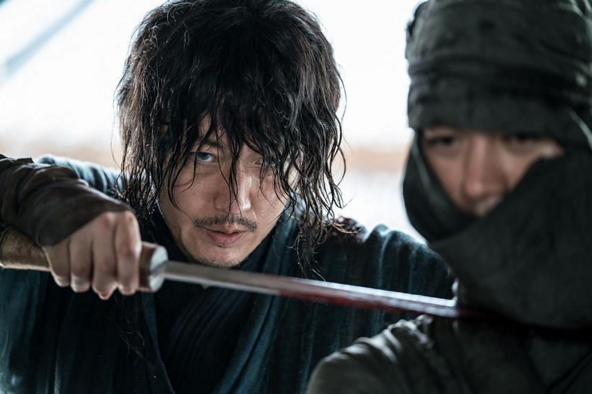 Swordsman is a fun, sincere ode to sword flicks of Asian cinema, in particular Japanese movies about wandering samurai.