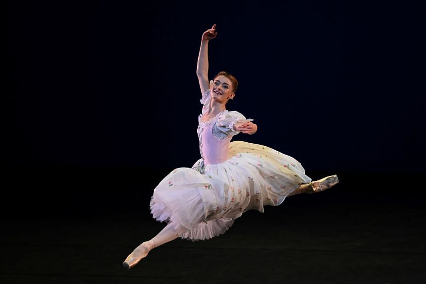 First soloist Anna Rose O'Sullivan says the lockdown has made her and her fellow dancers more hungry to perform and also more appreciative of what they do.