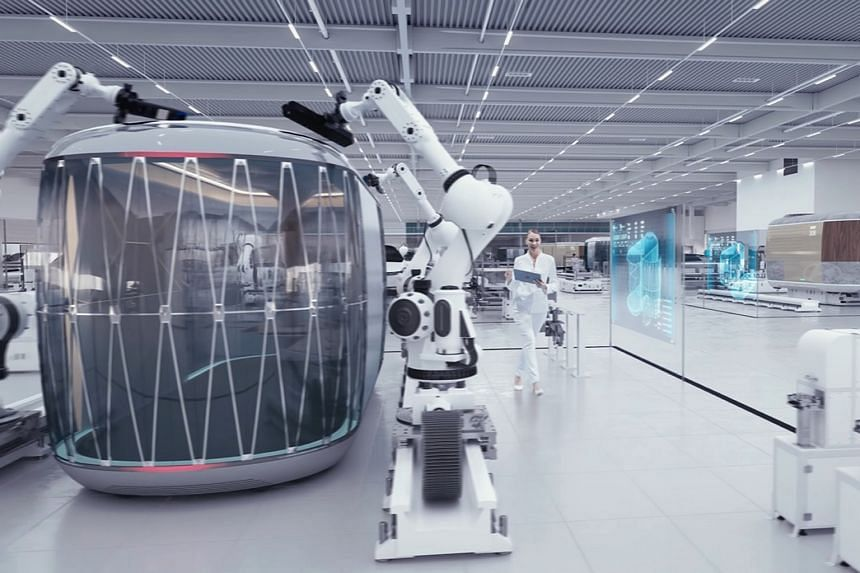 The Hyundai Motor Group Innovation Centre is expected to be completed by end-2022.