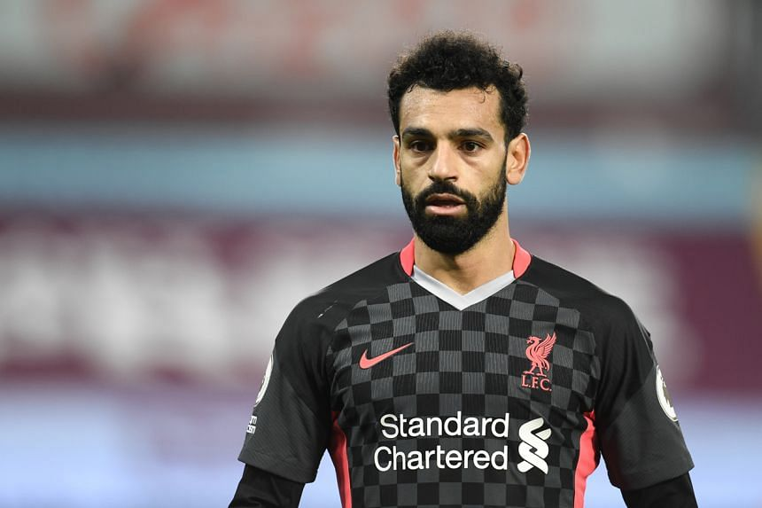 Bradley Thumwood was handed the ban as well as a fine and costs for racially abusing Liverpool's Mohamed Salah.