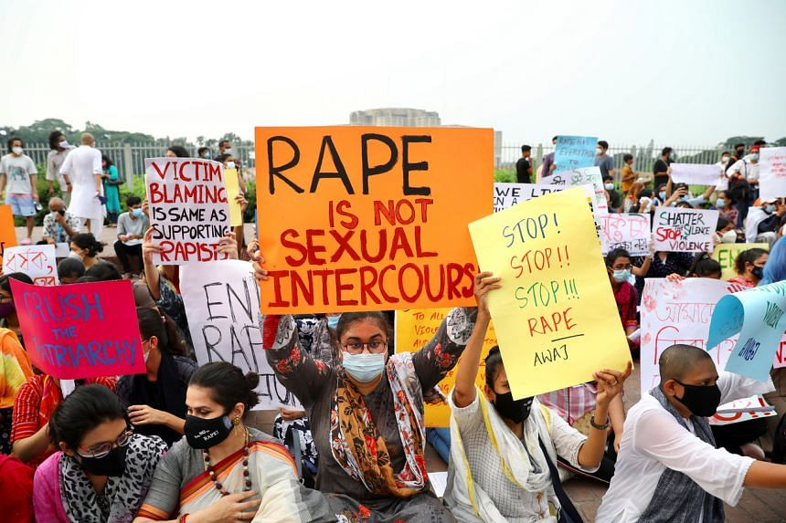 At least 208 cases of gang-rape were reported in the first nine months of this year.