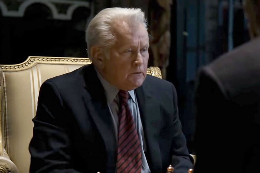 A West Wing Special To Benefit When We All Vote is a staged theatrical performance of an episode from 2002. Martin Sheen (above) reprises his role as United States president Jed Bartlet.