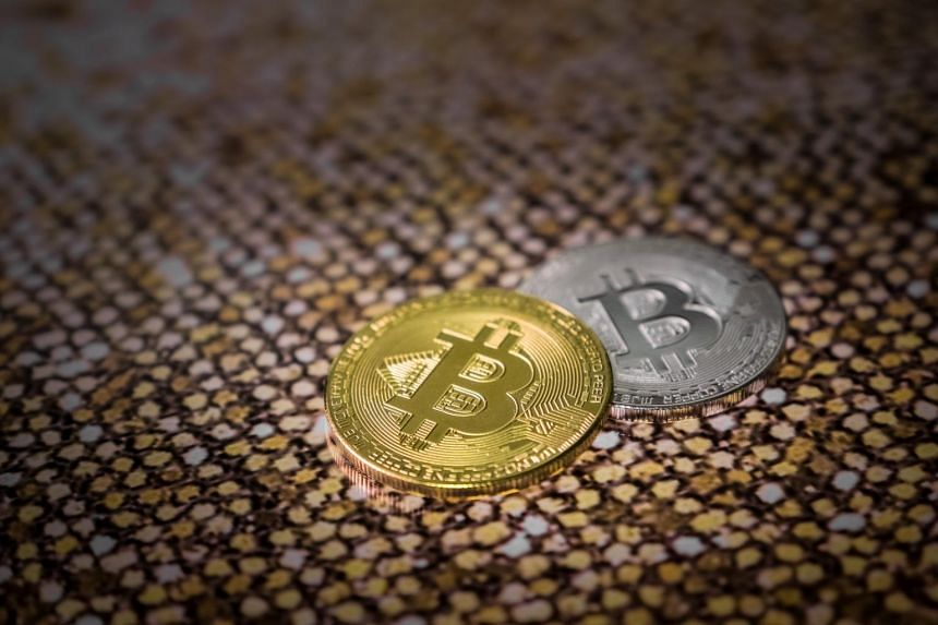 Bitcoin fell 2.9 per cent to around US$11,216 on Oct 16, 2020.