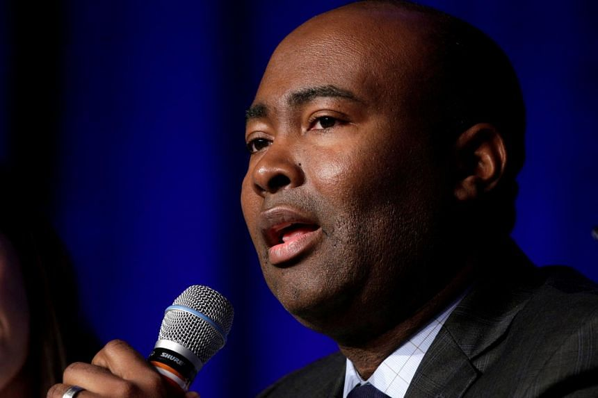Democrat Jaime Harrison raised a staggering US$57.9 million during the three-month period ended Sept 30.