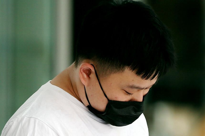 Lim Wei Xuan was sentenced on Oct 15 to six months and two weeks' jail.