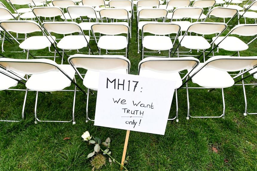Since 2018, the three countries have held discussions aimed at uncovering the cause of the MH17 disaster.