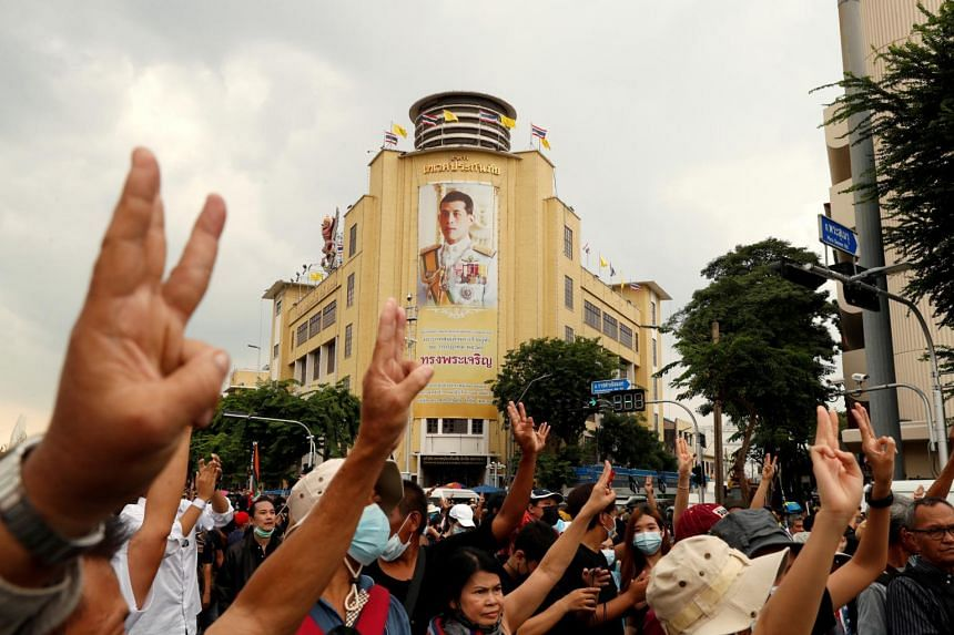 Discussing the monarchy openly has long been taboo in Thailand.