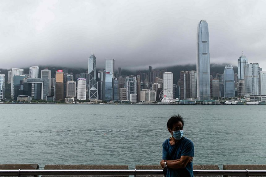 Hong Kong's political turmoil has made the city a key target for Japanese officials.