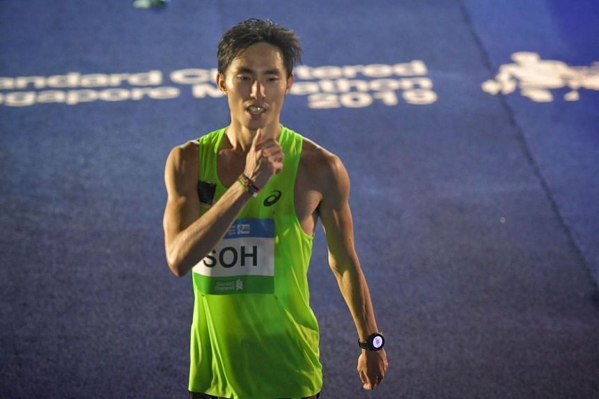 "Soh Rui Yong has agreed to ""withdraw and discontinue"" his lawsuit."