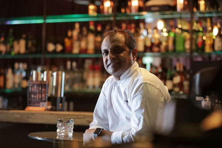 Chef Manjunath Mural is commencing renovations on his new Indian restaurant Adda.