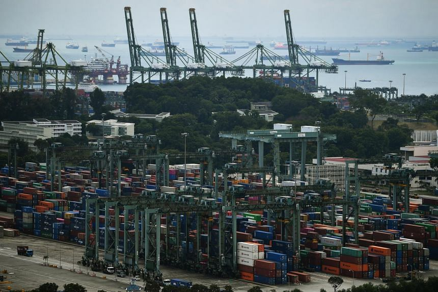 September's 5.9 per cent year-on-year rise in shipments was lower than the 7.7 per cent expansion recorded in August.