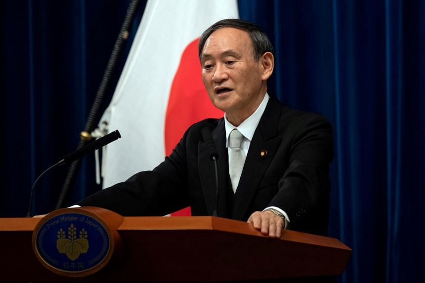 """Prime Minister Yoshihide Suga's trip to Indonesia and Vietnam follows last week's Tokyo meeting of the """"Quad""""."""