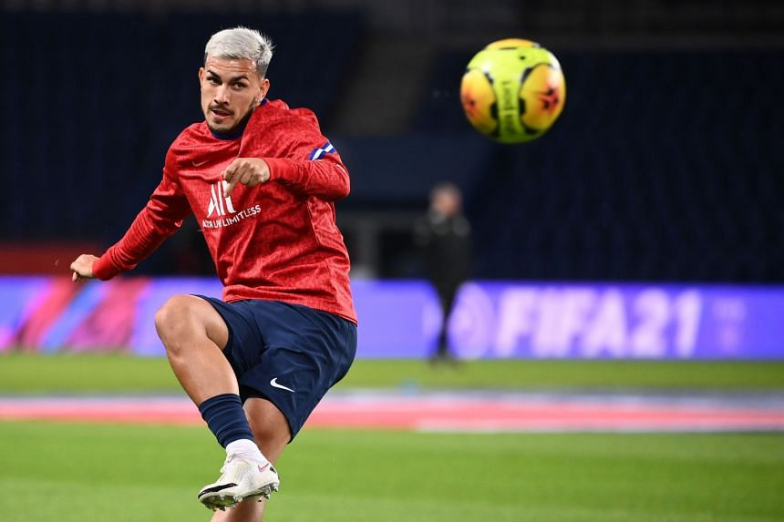 Paris Saint-Germain will be without Mauro Icardi for their opening Champions League group match against Manchester United.