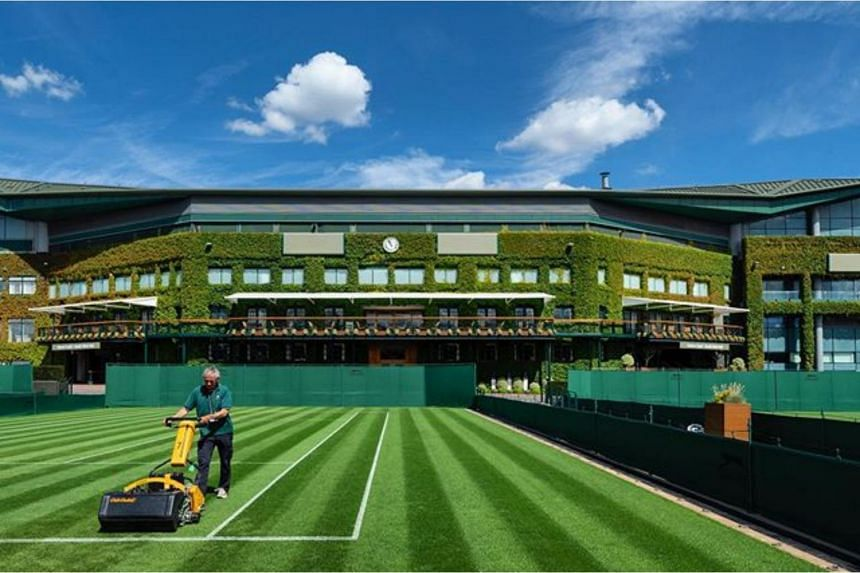 Wimbledon Championships was cancelled this year for the first time since World War Two due to the coronavirus.